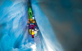 [Translate to en:] Familienausflug ins Eis