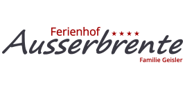 [Translate to en:] Logo Ferienhof Ausserbrente