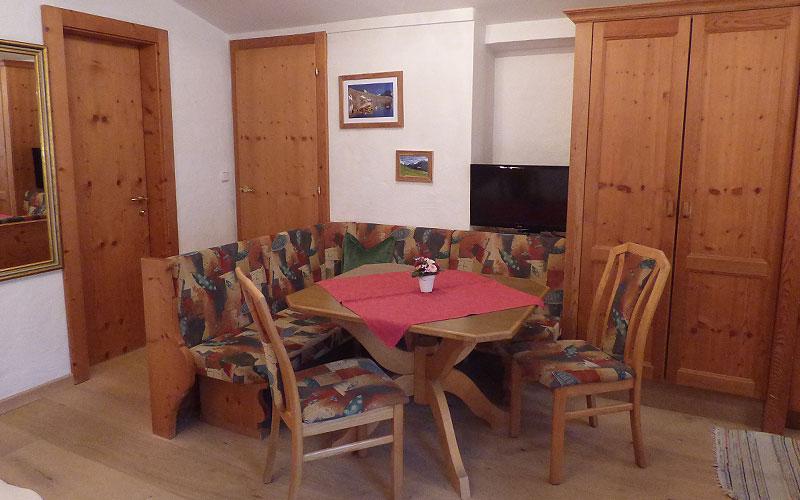 Wohnbereich Appartement 2