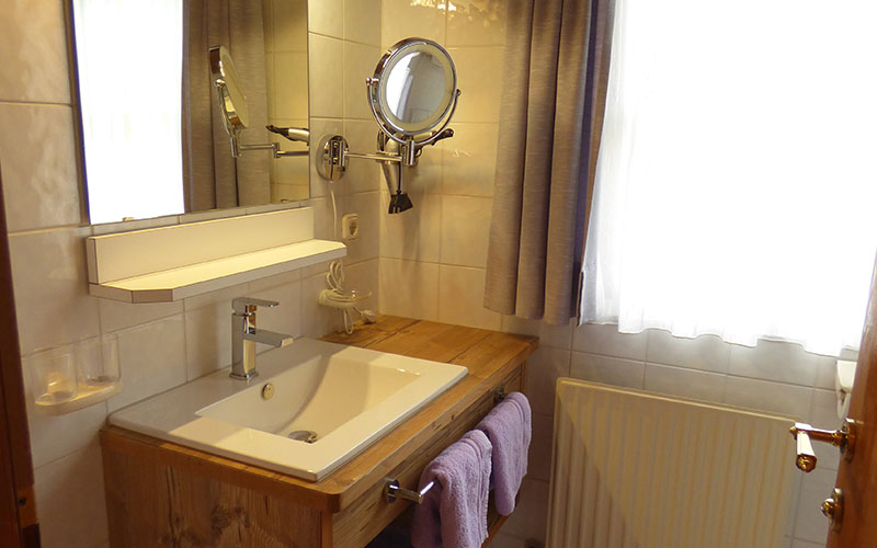 Badezimmer Appartement 3