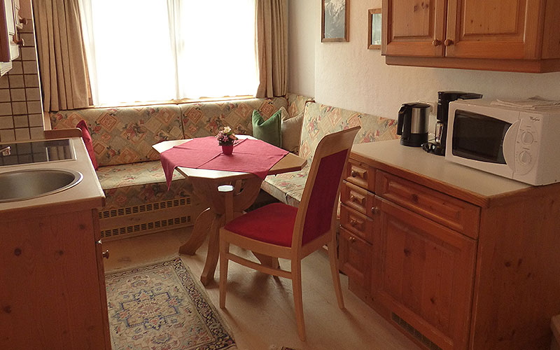 Küche Appartement 3
