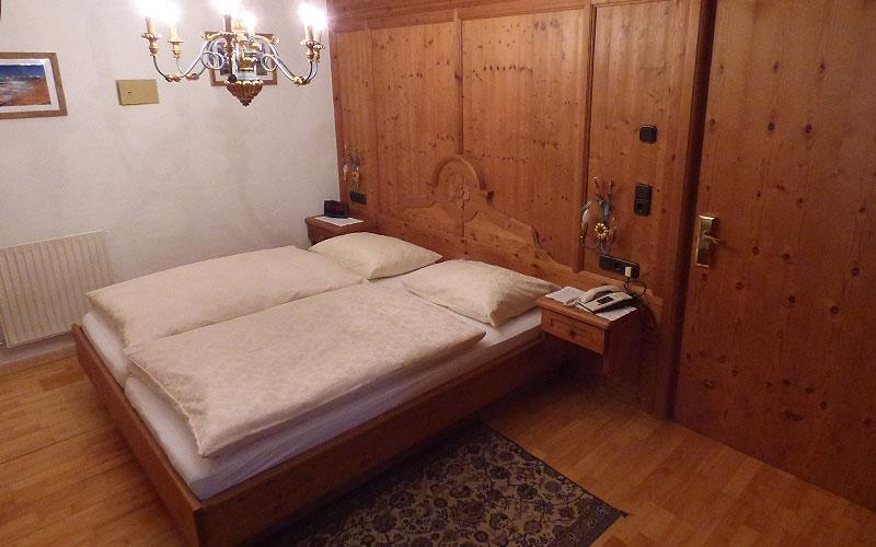 Schlafzimmer Appartement 4