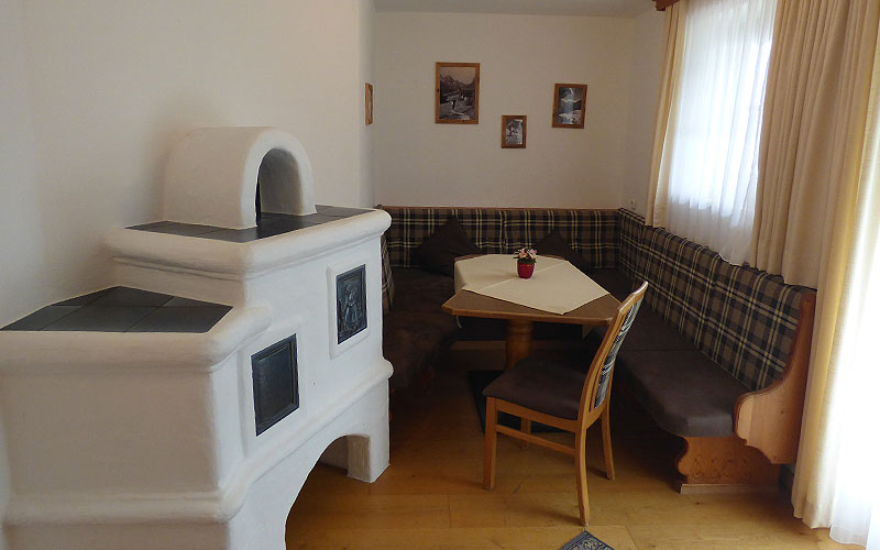 Sitzecke Appartement 4