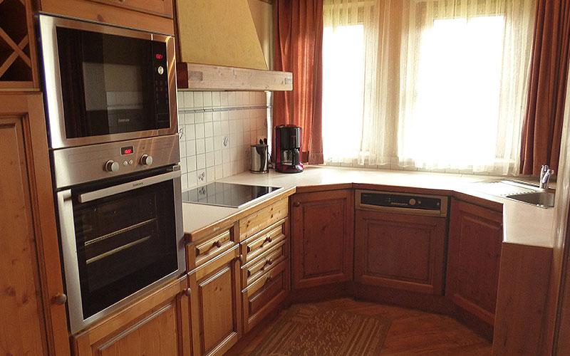 Küche Appartement 6